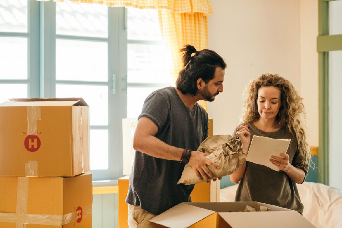 10 Things to do When Moving to New Home for First time