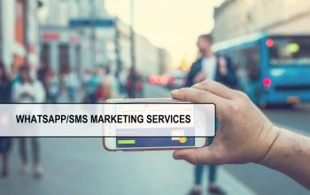 WHATSAPP/SMS MARKETING SERVICES