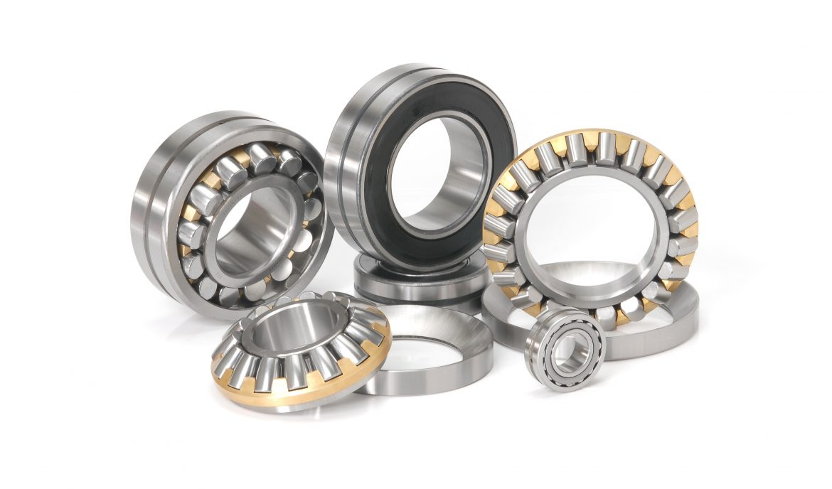 What causes roller bearings to fail and break?