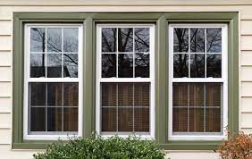 Three Types of Replacement Home Windows