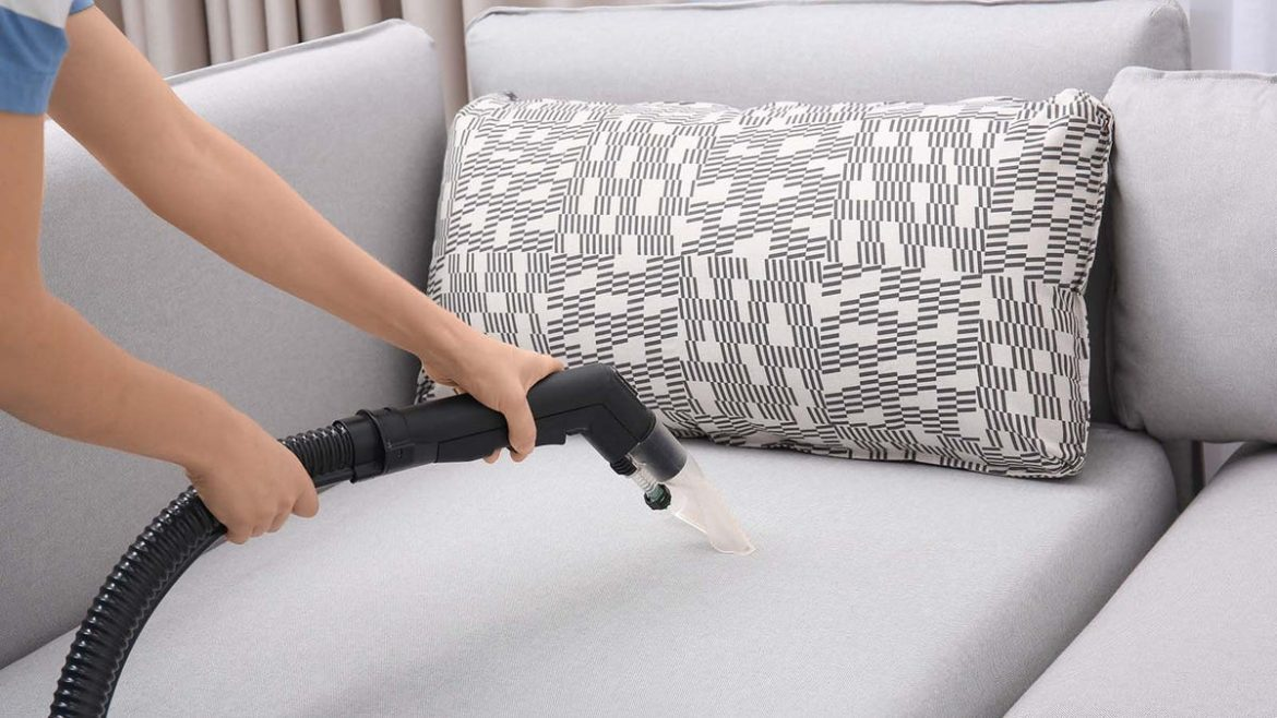 Sofa cleaning tips to save money and hassle.
