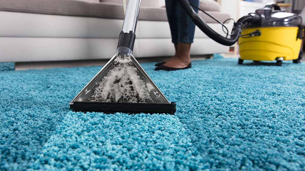 The 5 best carpet cleaning methods used by companies